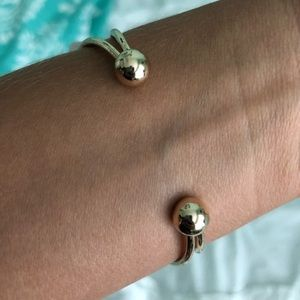 Jewelry - Marble and gold bracelet